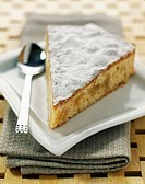 Portion of soft lemon cake (thumbnail)