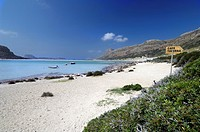 Crete beach