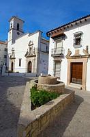 Grazalema, ´Pueblos Blancos´ (white towns), Sierra de Grazalema Natural Park, Cadiz province, Andalusia, Spain