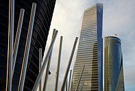 CTBA, Cuatro Torres Business Area, Madrid, Spain