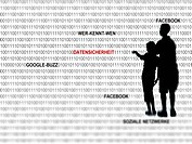 Data security in social networks on the internet, Google_Buzz, Facebook, Wer_kennt_wen, protection of young people