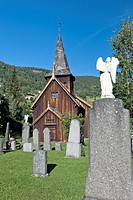 Hol Stave church Norway