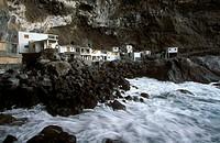 Porís de Candelaria near Tijarafe, La Palma, Canary Islands