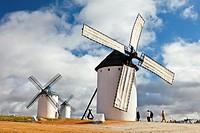 Campo de Criptana, Ciudad Real province, Castilla-La Mancha, Spain