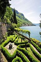 Italy, Lombardy, Lake Como, Varenna, Villa Monastero, garden