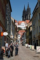 MEISSEN _ CASTLE ROAD