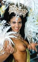Karneval in Rio, Rio de Janeiro, Brasilien