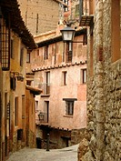 Albarracin, Teruel province, Aragon, Spain