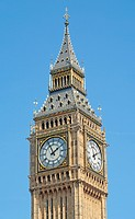 Big Ben, London, Great Britain, Europe