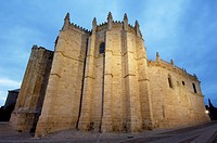 Cathedral, Zamora, Castilla-Leon, Spain