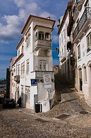 Historic district of Coimbra, Portugal, Europe