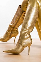 golden boots