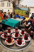 Tearoom in Kavak, Cappadocia, Turkey
