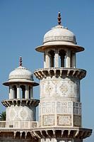 Architecture heritage Edmat doulas tomb , Agra , Uttar Pradesh , India