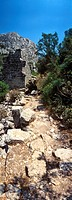 Ruins of Termessos, Turkey, Asia