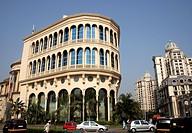 Commercial building , Hiranandani Complex , Powai , Bombay Mumbai , Maharashtra , India