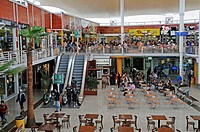 ZOFRI, free trade zone, shopping centre, Iquique, Norte Grande region, Northern Chile, Chile, South America