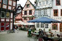 Limburg an der Lahn, Hesse, Germany, Europe