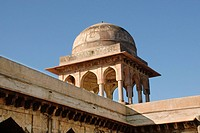 Baz Bahadur palace , Mandu , District Dhar , Madhya Pradesh , India