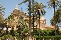Santissimo Salvatore cathedral, Mazara del Vallo, Sicily, Italy