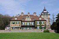 5-star Schlosshotel Lerbach, Rheinisch-Bergischer-Kreis district, North Rhine-Westphalia, Germany, Europe