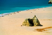 Beach, Praia da Rocha, Portimao, Algarve, Portugal, Europe