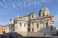 Santa Maria Maggiore, Rome, Italy, Europe