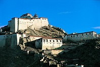 Fortress of Gyantse, Tibet