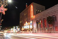 El Capitan Theater in Hollywood, California