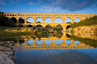 Pont du Gard, France (thumbnail)