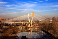 Princep de Viana Bridge  LLeida, Spain