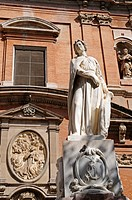 Santo Tomas y San Felipe Neri
