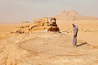 Wadi Rum, Jordan, Middle East
