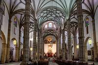 Cathedral Santa Ana in Las Palmas de Gran Canaria, Spain