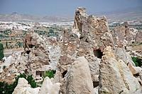 Open-air Museum, Goereme, Cappadocia, Anatolia, Turkey, Asia