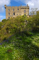 Dunvegan Castle, Isle of Skye, Scotland, United Kingdom, Europe