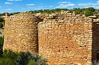 Hovenweep National Monument, Square Towers section, Utah