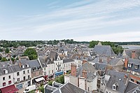 UNESCO World Heritage, Loire Valley, Amboise, Indre_et_Loire, Centre, France, Europe