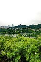 China hangzhou west lake view
