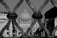 St. Peter´s Basilica in Rome