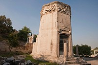 The Tower of the Winds Aerides or the Horologion of Kyrrhestos was built by the astronomer Andronikos from Kyrrhos in Macedonia. It is an octagonal to...