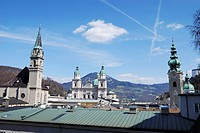 Salzburg churches