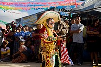 Guatemala, traditional dance ceremony
