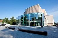 Konzerthalle, Bamberg, Germany