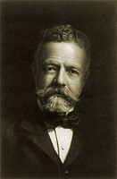 Henry Cabot Lodge 1850_1924 Republican Senator from Massachusetts from 1893 to 1924. 1905 portrait by John D. Morris