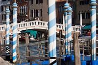 Brodge, Venice, Veneto, Italy