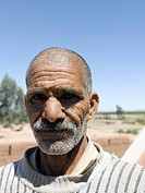 Elderly man, Morocco