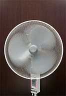 electric fan in motion