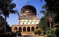 TOMB OF SULTAN MOHAMMED QUTAB SHAH, ANDHRA PRADESH,INDIA