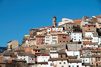 Torrijas village, Javalambre mountains,Teruel,Aragon,Spain